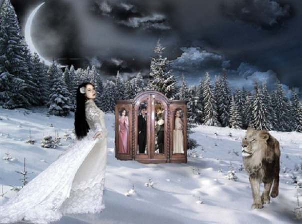 lion__witch_and_wardrobe_by_bamfi_thumb
