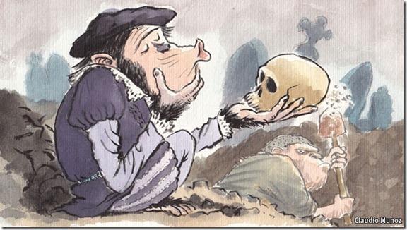 ape_contemplates_human_skull_munoz_economist