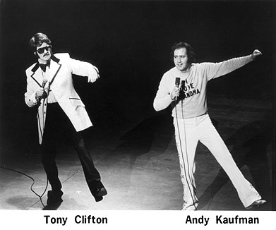 Andy Kaufman and the Tao of Funny God (3/5)