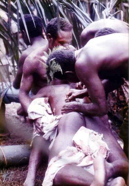 секс в диких племях